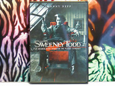 DVD d'occasion en excellent état - Film : SWEENEY TODD - Johnny Depp -