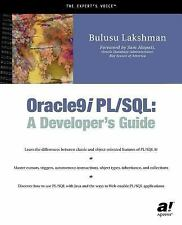 Oracle9i PL/SQL: A Developer's Guide by Bulusu Lakshman Paperback Book (English