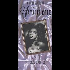 Unforgettable: With Love [Box] by Natalie Cole (CD, Nov-1991, 2 Discs,...