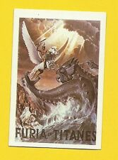 Clash of the Titans  Vintage 1984 Spanish Movie Film Collector Card