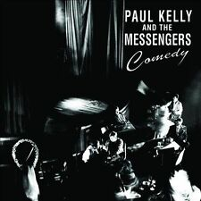 Comedy by Paul Kelly & the Messengers/Paul Kelly (CD, Jul-2012, Cen Records)