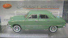 1/43 TRAX SELECT SERIES TSS08B 1950 Ford Custom Sedan Single Spinner