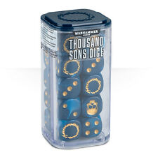 Thousand Sons Dice - D6 Citadel Accesories