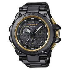 CASIO G-SHOCK MT-G GPS Solar Triple G Resist Watch GSHOCK MTG-G1000GB-1A