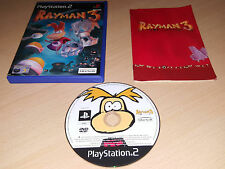 RAYMAN 3 HOODLUM HAVOC Sony PS2 (UK PAL VGC COMPLETE) Cutesy Platform Adventure