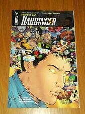 HARBINGER VOL 4 PERFECT DAY JOSHUA DYSART BARRY KITSON VALIANT   9781939346155