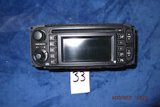 05-07 Dodge CARAVAN Chrysler Town & Country Stereo CD NAVIGATION GPS Player NICE