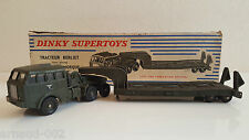Dinky Toys - 890 - Tractor Berliet and semi-trailer tank holder in box original