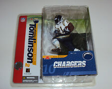 McFARLANE NFL Series 10_LaDAINIAN TOMLINSON Variant figure_White Jersey_Chargers