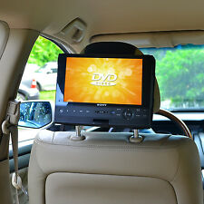 TFY Car Headrest Mount for Sony BDPSX910 Portable Blu-ray Player & 9 DVD Player