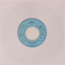"10CC 'REDS IN MY BED' FRENCH IMPORT 7"" SINGLE"