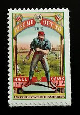 2008 42c Take Me Out to the Ballgame Scott 4341 Mint F/VF NH