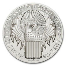 2017 1 oz Proof Silver Fantastic Beasts & Where to Find Them HR