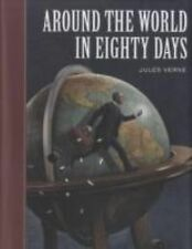 Sterling Unabridged Classics: Around the World in 80 Days by Jules Verne...