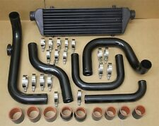 CIVIC INTEGRA D15 D16 B16 B18 BOLT-ON TURBO BLACK INTERCOOLER PIPING KIT EG DC2