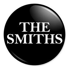 """The Smiths 25mm 1"""" Pin Badge Button Morrissey Alternative Rock Band"""