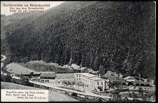 AK  Schlesien Mühle Reimsbachtal Vordermühle Kunstverlag Adam