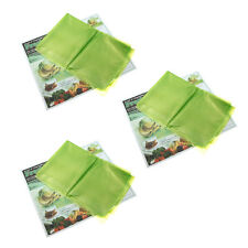 60x Vegetable Fruit and Produce Green Bag Reusable Life Extender Keep Food Fresh