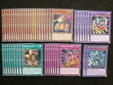 YU-GI-OH 49 CARD A-TO-Z DRAGON BUSTER CANNON DECK  *READY TO PLAY*
