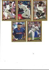 2014 Topps Update Gold #/2014 Javier Lopez San Francisco Giants US 242
