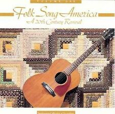 FOLK SONG AMERICA-A 20TH CENTURY REVIVAL-VOLUME ONE-VG