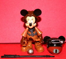 STAR WARS DISNEY STAR TOURS MINNIE MOUSE AS PRINCESS LEIA BOUSHH LOOSE COMPLETE
