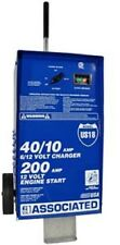 ASSOCIATED EQUIPMENT CORP US18 40/40/10 AMPS with 300 Boost USA Battery Charger