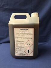 Disinfectant/Antiseptic  Clean   H Duty / High Concentrate Jeyes fluid  5L