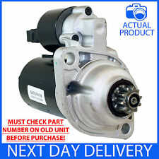 Original new-rmfd Bosch Motor De Arranque Vw Golf Mk4 1.8 / 2.0 1998-2006 Gasolina