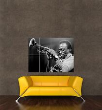 POSTER PRINT MUSIC PHOTO JAZZ MUSICIAN TRUMPET MILES DAVIS COOL SEB703