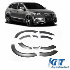 Audi Q7 4L 2006-2009 Fender Flares Wheel Arch Trim Extension Flare Extensions