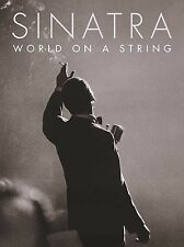 Frank sinatra-world on a string (Limited 4cd+dvd BOXSET) 4 CD + DVD NEUF