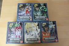 SAINT SEIYA BANDAI MYTH CLOTH LOT BRONZES V2 JAP JAPAN