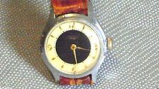 Smiths Empire  jewels winding watch , working condition 1950s Bulls'eye black DL