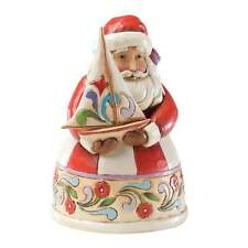Jim Shore Heartwood Creek Small Santa With Sailboat Figurine New Boxed 4022912