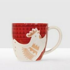 STARBUCKS 2017 YEAR OF ROOSTER CHINESE LUNAR YEAR 12 Oz MUG/CUP NEW in BOX!