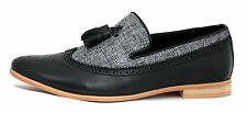 Mens Slip On Smart Casual JAS Shoes Tassel Dress Office UK Size 6 7 8 9 10 11