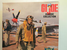 Hasbro GI Joe Classic Collection Tuskegee Fighter Pilot , New - Mint Condition
