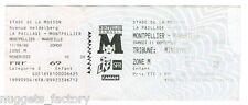 Billet  / Place  OM Olympique de Marseille - MHSC vs OM  ( 003 )