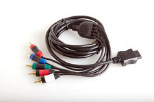 COMPONENT CABLE BLACK V2 FOR WII ASD842