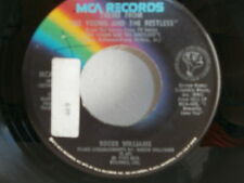 "ROGER WILLIAMS Melody to dawn / theme ""the young and the restless"" mca 40373"