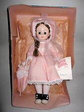 """Vintage 13"""" Madame Alexander """"REBECCA 1585"""" Doll with Original Box and Tags"""