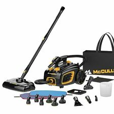 NEW IN BOX McCulloch Canister Steam Cleaner MC1375