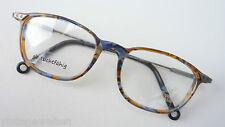 Enrico Coveri Markenbrille Herrenacetatfassung Antiklook Metallbügel GR:M frame
