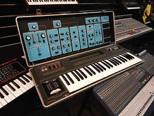 MOOG SONIC SIX 49-KEY DUOPHONIC 2-VOICE ANALOGUE SYNTHESIZER KEYBOARD