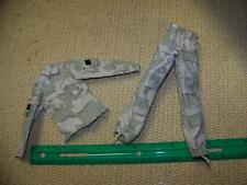 1/6 Scale Hot Toys Desert Camo jacket w/Patch & pants