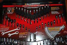 GearWrench 32pc SAE/Metric Ratcheting Combination and Stubby Wrench Set  # 70032