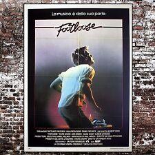 Original Movie Poster Footloose - Size: 100x140 CM - Kevin Bacon