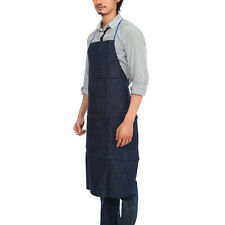 New Mechanical Handling Work Labor Anti fouling Jean Apron Canvas Apron Wear Bil