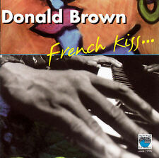 Donald Brown - French Kiss / Space Time Records - OOP & Import CD Sealed